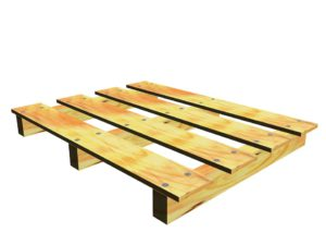 Holzpaletten-Euro-paletten